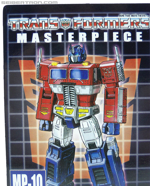Transformers Masterpiece Optimus Prime (MP-10) (Convoy) (Image #33 of 429)