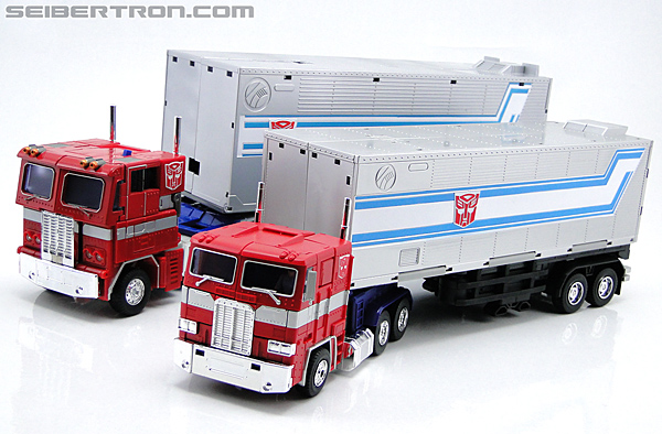 Transformers Masterpiece Optimus Prime (MP-10) (Convoy) (Image #72 of 429)