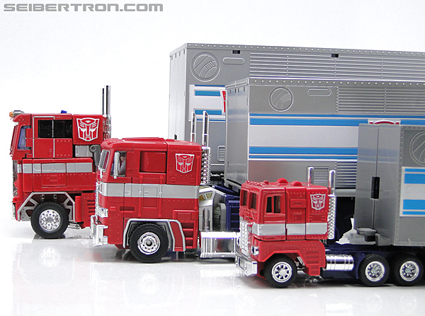 Transformers Masterpiece Optimus Prime (MP-10) (Convoy) (Image #78 of 429)