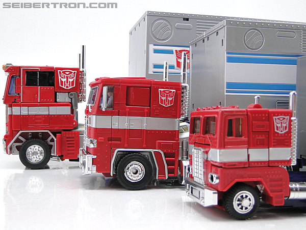 Transformers Masterpiece Optimus Prime (MP-10) (Convoy) (Image #79 of 429)