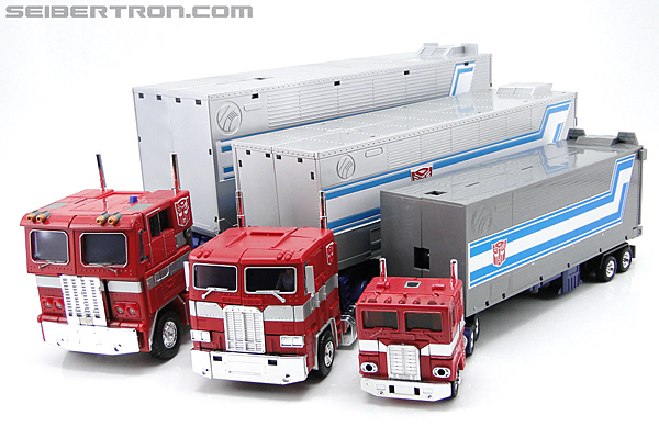 Transformers Masterpiece Optimus Prime (MP-10) (Convoy) (Image #80 of 429)