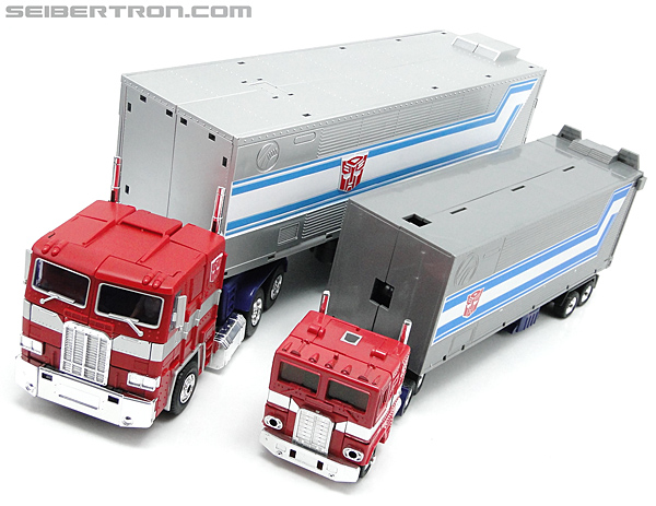 Transformers Masterpiece Optimus Prime (MP-10) (Convoy) (Image #85 of 429)