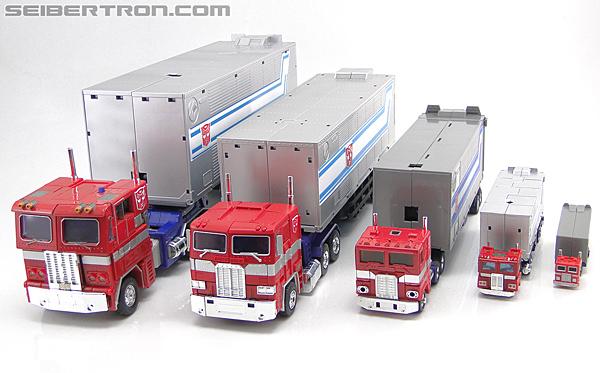 Transformers Masterpiece Optimus Prime (MP-10) (Convoy) (Image #86 of 429)