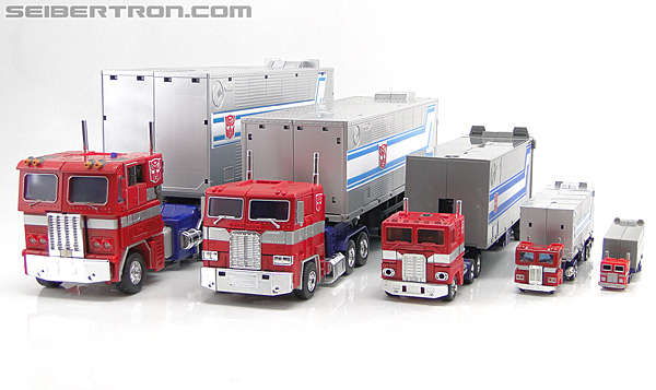 Transformers Masterpiece Optimus Prime (MP-10) (Convoy) (Image #87 of 429)