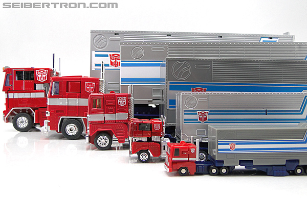 Transformers Masterpiece Optimus Prime (MP-10) (Convoy) (Image #88 of 429)