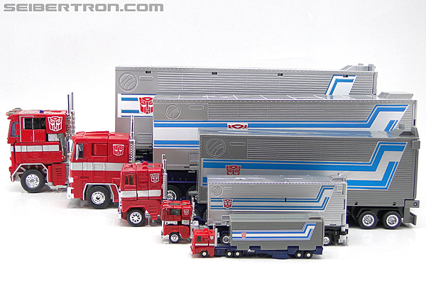 Transformers Masterpiece Optimus Prime (MP-10) (Convoy) (Image #89 of 429)
