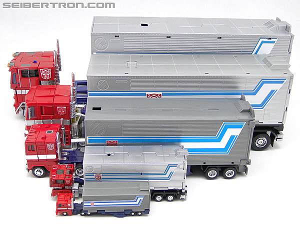Transformers Masterpiece Optimus Prime (MP-10) (Convoy) (Image #92 of 429)