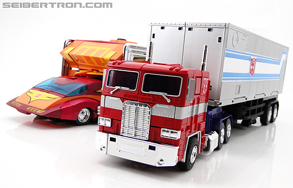 Transformers Masterpiece Optimus Prime (MP-10) (Convoy) (Image #94 of 429)