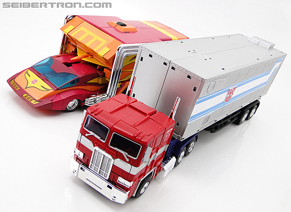 Transformers Masterpiece Optimus Prime (MP-10) (Convoy) (Image #95 of 429)