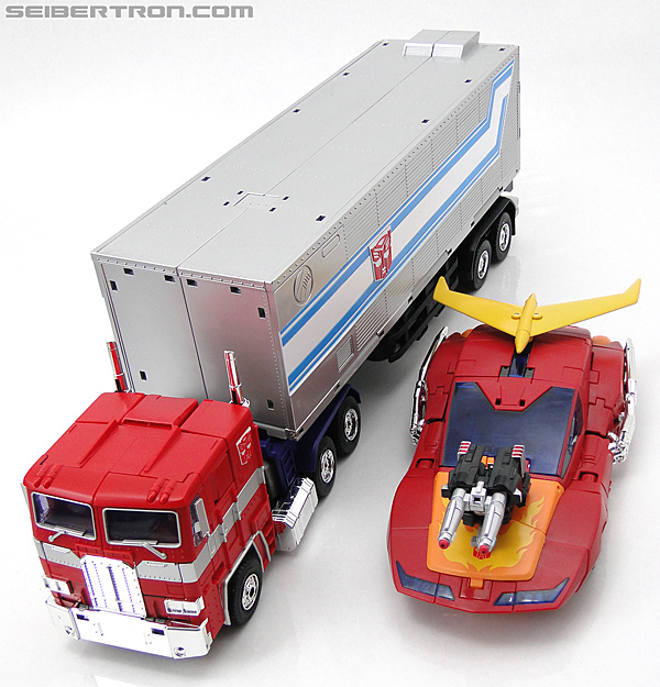 Transformers Masterpiece Optimus Prime (MP-10) (Convoy) (Image #97 of 429)