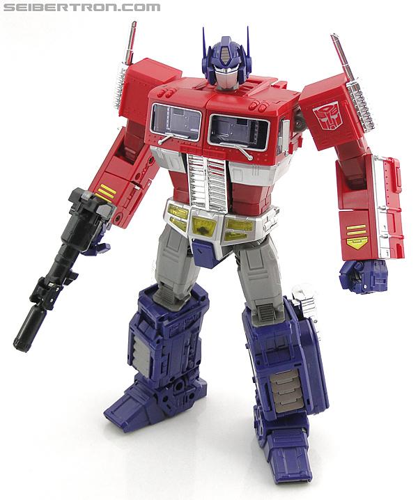Transformers: Masterpiece  Vs  G1  - Optimus Prime Vs Megatron R_mp-10-convoy-224