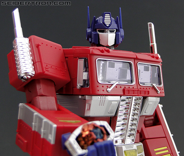 Transformers Masterpiece Optimus Prime (MP-10) (Convoy) (Image #329 of 429)