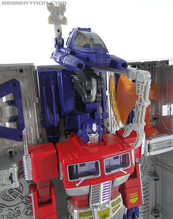 Transformers Masterpiece Optimus Prime (MP-10) (Convoy) (Image #379 of 429)