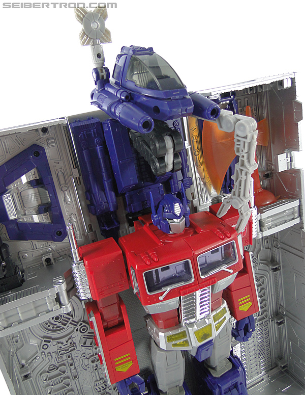 Transformers Masterpiece Optimus Prime (MP-10) (Convoy) (Image #381 of 429)