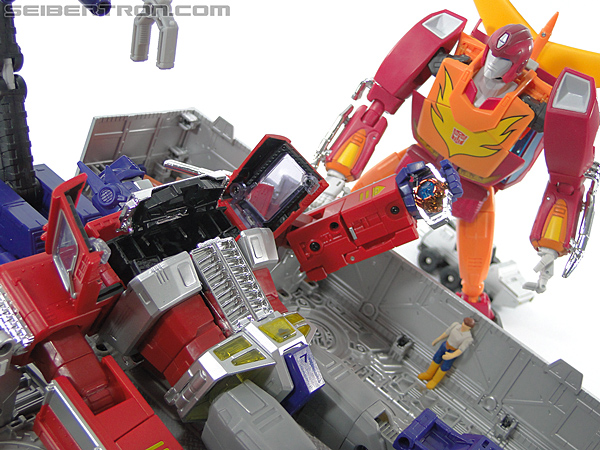 Transformers Masterpiece Optimus Prime (MP-10) (Convoy) (Image #394 of 429)
