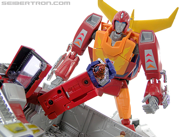 Transformers Masterpiece Optimus Prime (MP-10) (Convoy) (Image #396 of 429)