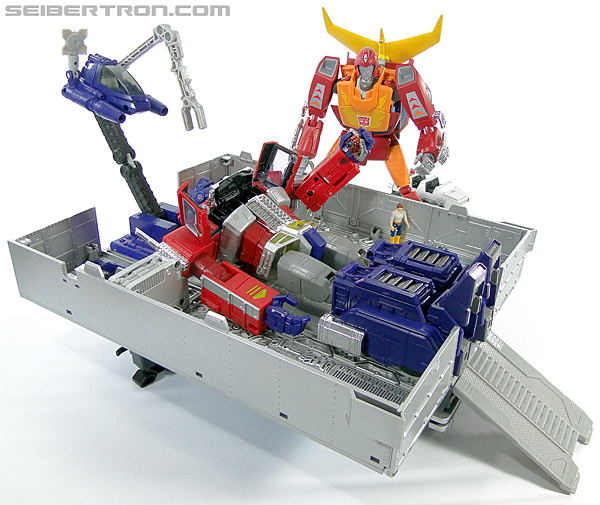 Transformers Masterpiece Optimus Prime (MP-10) (Convoy) (Image #397 of 429)