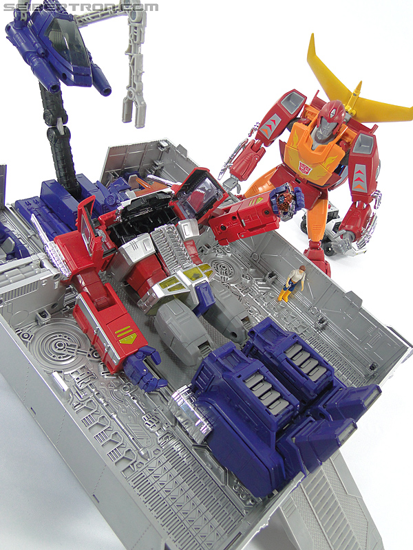 Transformers Masterpiece Optimus Prime (MP-10) (Convoy) (Image #398 of 429)