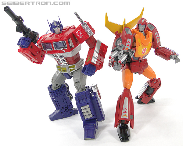 Transformers Masterpiece Optimus Prime (MP-10) (Convoy) (Image #400 of 429)