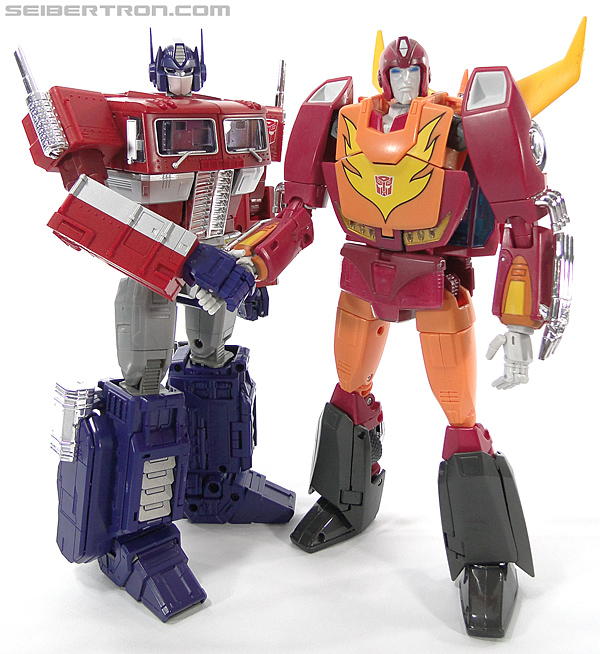 Transformers Masterpiece Optimus Prime (MP-10) (Convoy) (Image #401 of 429)