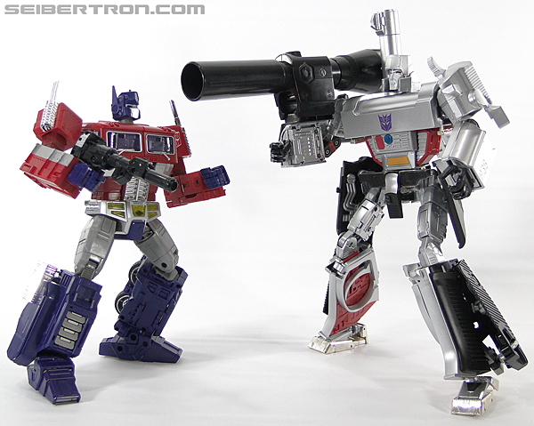 Transformers Masterpiece Optimus Prime (MP-10) (Convoy) (Image #406 of 429)