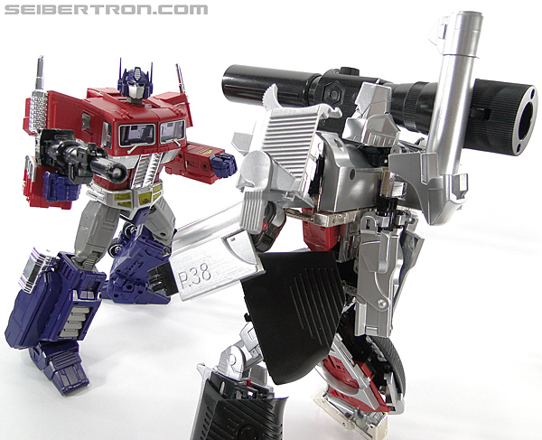 Transformers Masterpiece Optimus Prime (MP-10) (Convoy) (Image #409 of 429)
