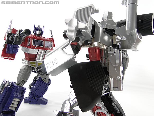 Transformers Masterpiece Optimus Prime (MP-10) (Convoy) (Image #410 of 429)