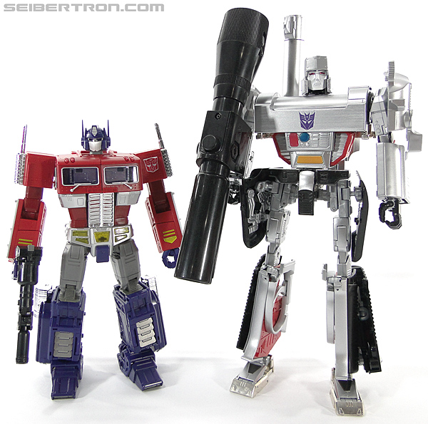 Transformers Masterpiece Optimus Prime (MP-10) (Convoy) (Image #411 of 429)