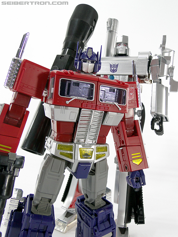 Transformers Masterpiece Optimus Prime (MP-10) (Convoy) (Image #412 of 429)