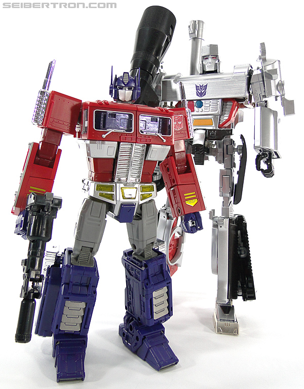 Transformers Masterpiece Optimus Prime (MP-10) (Convoy) (Image #415 of 429)