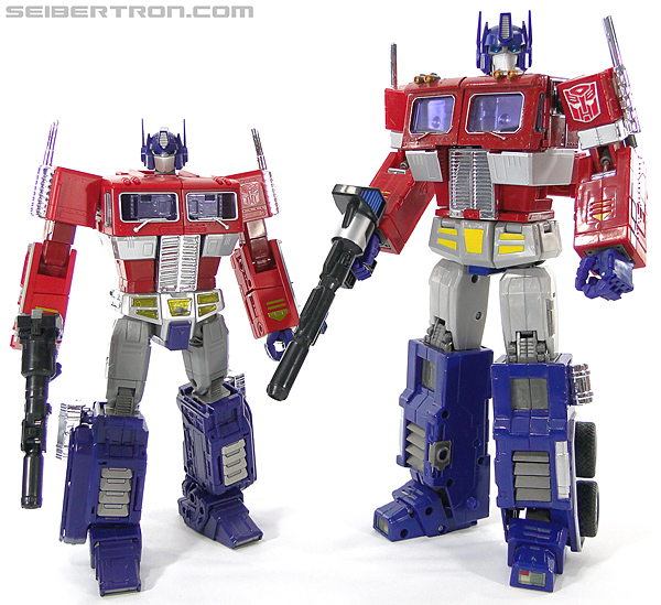 Transformers Masterpiece Optimus Prime (MP-10) (Convoy) (Image #416 of 429)