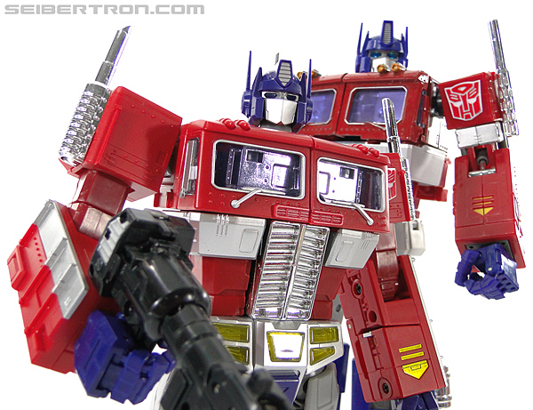 Transformers Masterpiece Optimus Prime (MP-10) (Convoy) (Image #418 of 429)