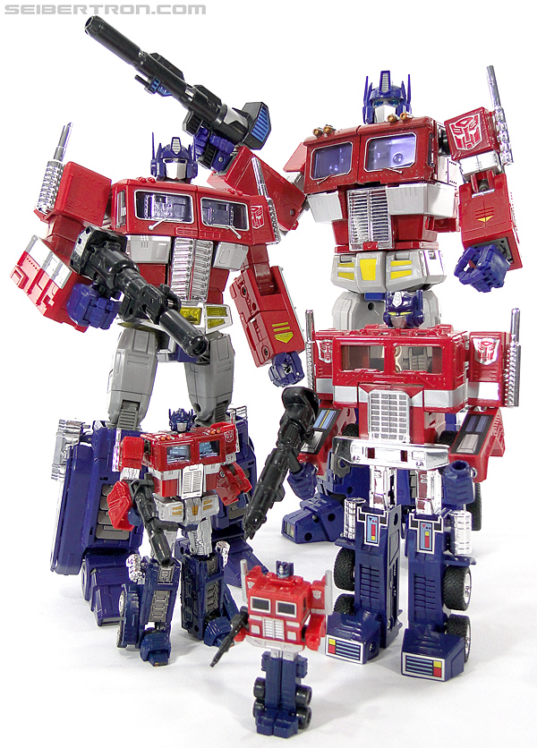 Transformers Masterpiece Optimus Prime (MP-10) (Convoy) (Image #420 of 429)