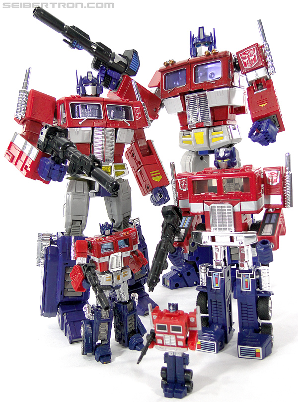 Transformers Masterpiece Optimus Prime (MP-10) (Convoy) (Image #421 of 429)