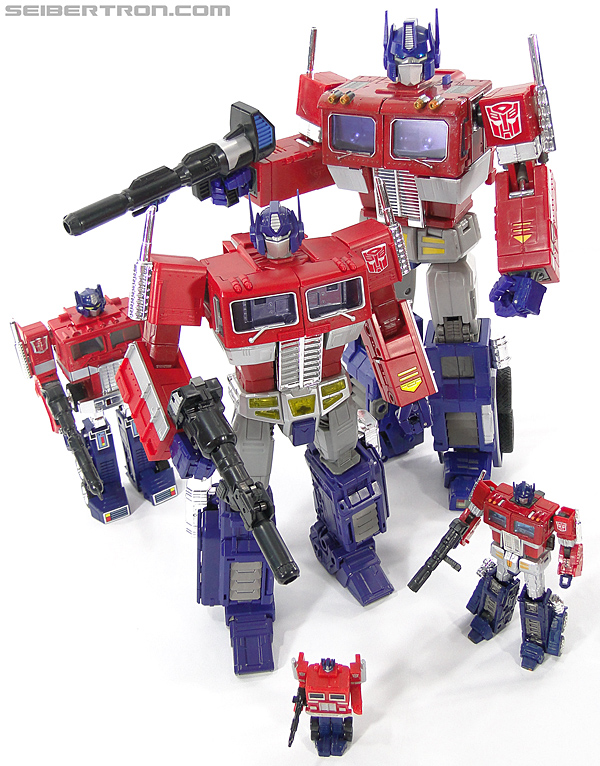 Transformers Masterpiece Optimus Prime (MP-10) (Convoy) (Image #422 of 429)