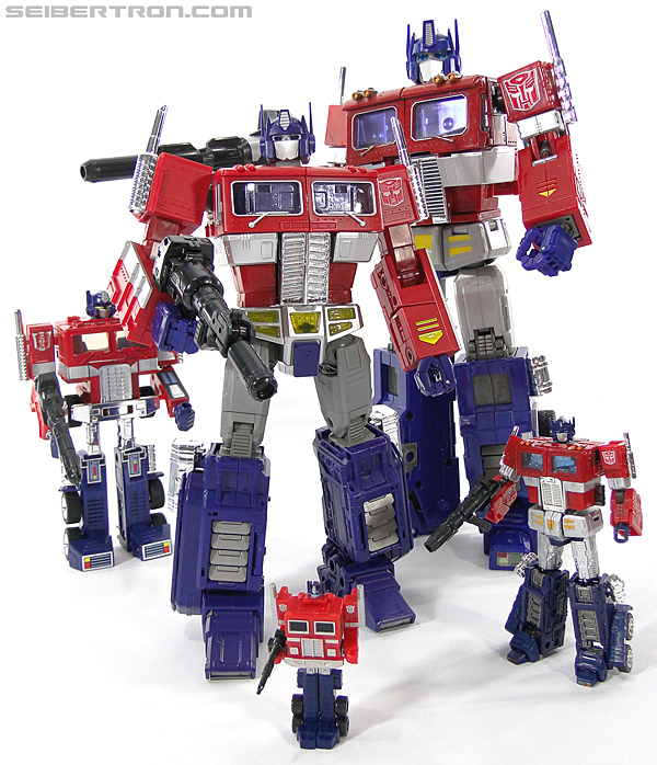 Transformers Masterpiece Optimus Prime (MP-10) (Convoy) (Image #423 of 429)