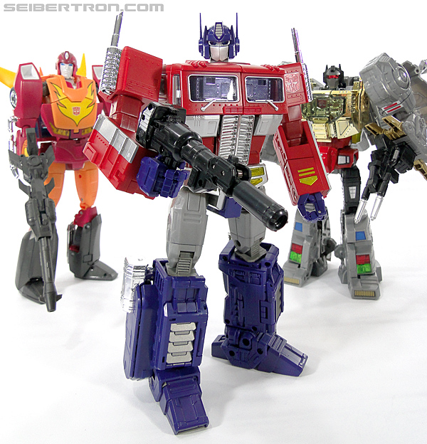 Transformers Masterpiece Optimus Prime (MP-10) (Convoy) (Image #425 of 429)
