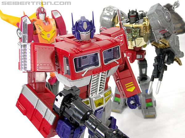 Transformers Masterpiece Optimus Prime (MP-10) (Convoy) (Image #427 of 429)