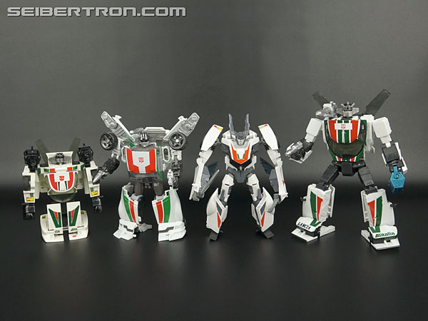 Transformers News: New Gallery: Transformers Masterpiece MP-20 Wheeljack
