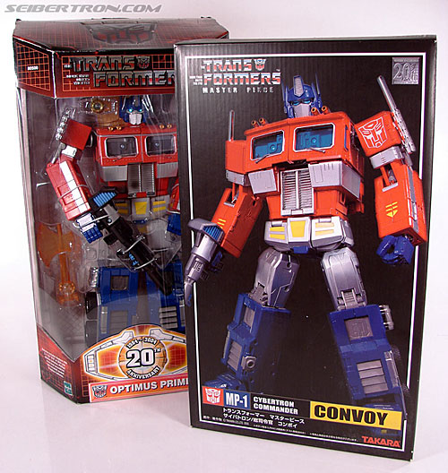 Transformers Masterpiece Optimus Prime (MP-01) (Convoy (MP-01)) (Image #1 of 109)
