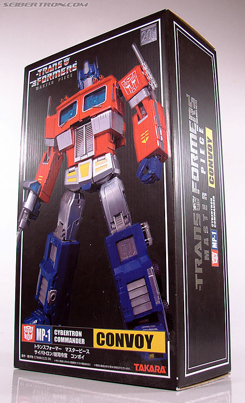 Transformers Masterpiece Optimus Prime (MP-01) (Convoy (MP-01)) (Image #15 of 109)