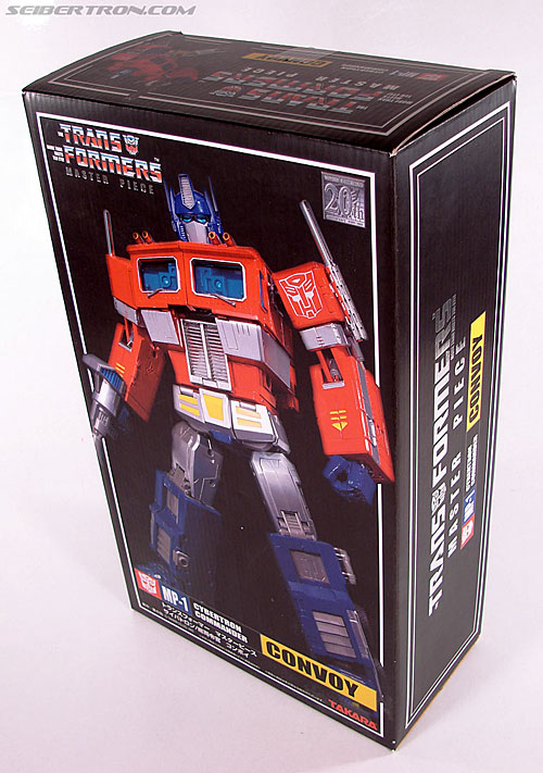 Transformers Masterpiece Optimus Prime (MP-01) (Convoy (MP-01)) (Image #16 of 109)