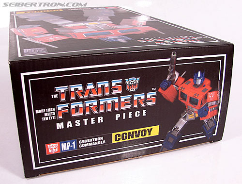 Transformers Masterpiece Optimus Prime (MP-01) (Convoy (MP-01)) (Image #18 of 109)