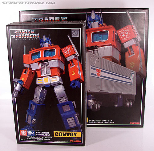 Transformers Masterpiece Optimus Prime (MP-01) (Convoy (MP-01)) (Image #20 of 109)