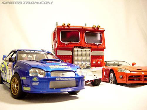 Transformers Masterpiece Optimus Prime (MP-01) (Convoy (MP-01)) (Image #21 of 109)
