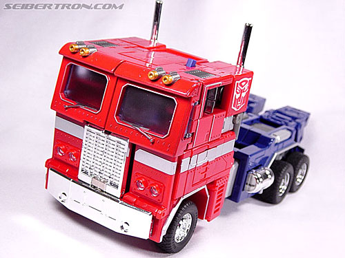 Transformers Masterpiece Optimus Prime (MP-01) (Convoy (MP-01)) (Image #25 of 109)