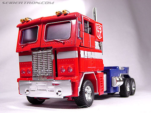 Transformers Masterpiece Optimus Prime (MP-01) (Convoy (MP-01)) (Image #26 of 109)