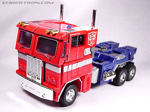 Transformers Masterpiece Optimus Prime (MP-01) (Convoy (MP-01)) (Image #27 of 109)