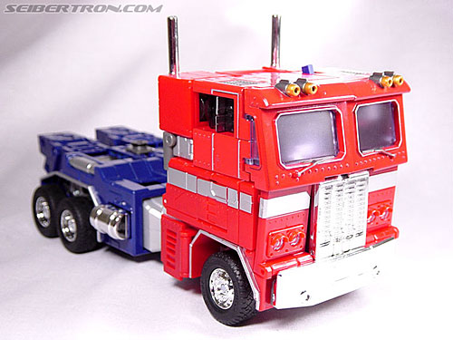 Transformers Masterpiece Optimus Prime (MP-01) (Convoy (MP-01)) (Image #28 of 109)
