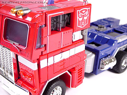 Transformers Masterpiece Optimus Prime (MP-01) (Convoy (MP-01)) (Image #30 of 109)